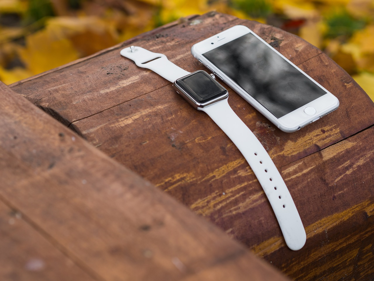 Smartphone-Datentarif-Apple-Watch-Jogging-App
